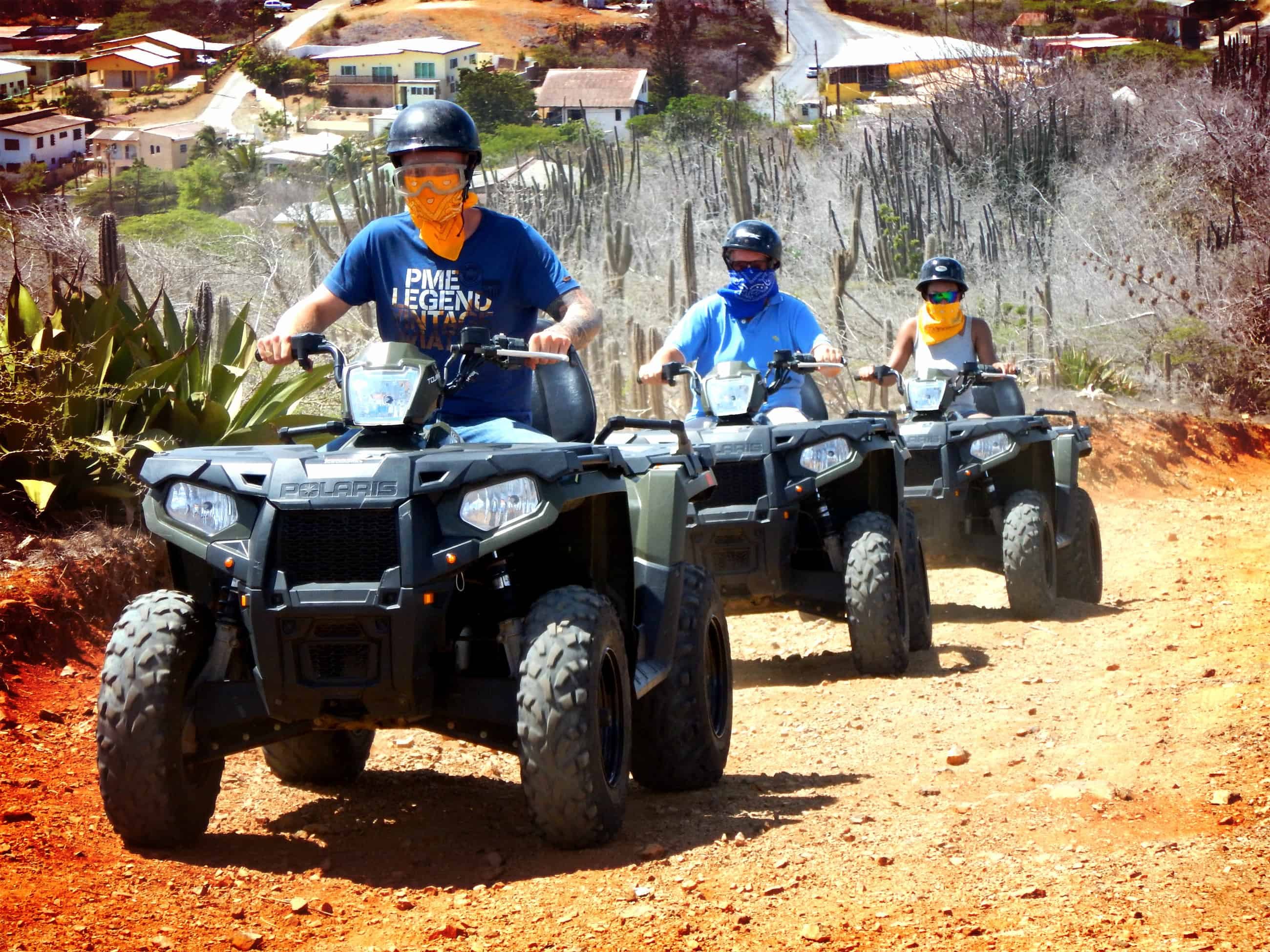 ATV Tours Quad Curacao 3