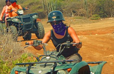 ATV Tours Quad Curacao Eric ATV 4