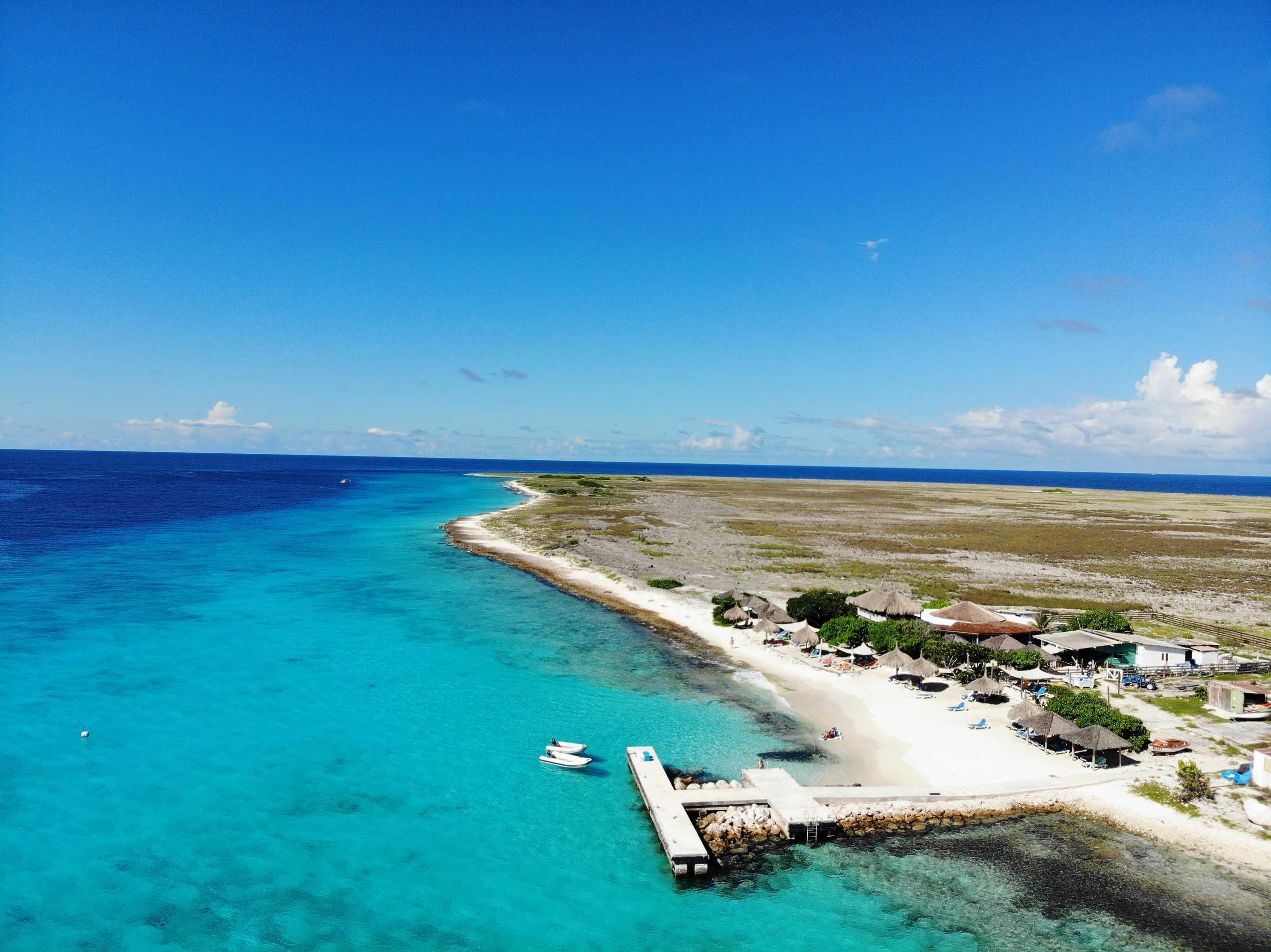 Boat trip to Klein Curaçao Miss Ann 2