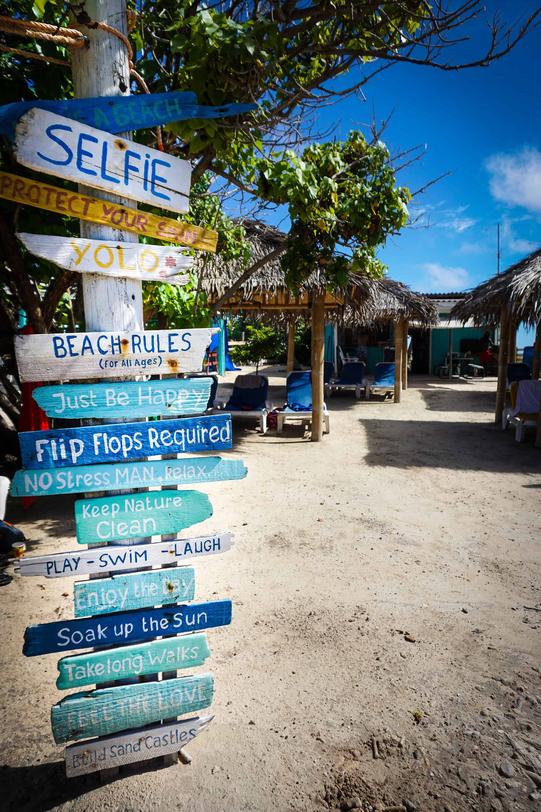 Boat trip to Klein Curaçao Miss Ann 5
