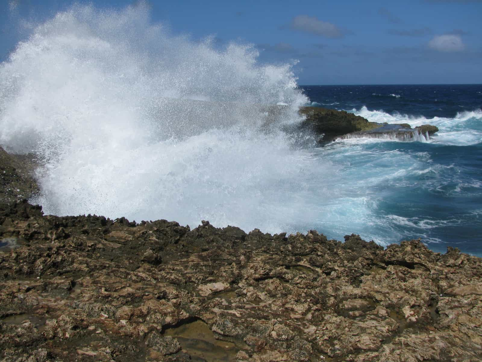 Curacao Island Shete Boca 1