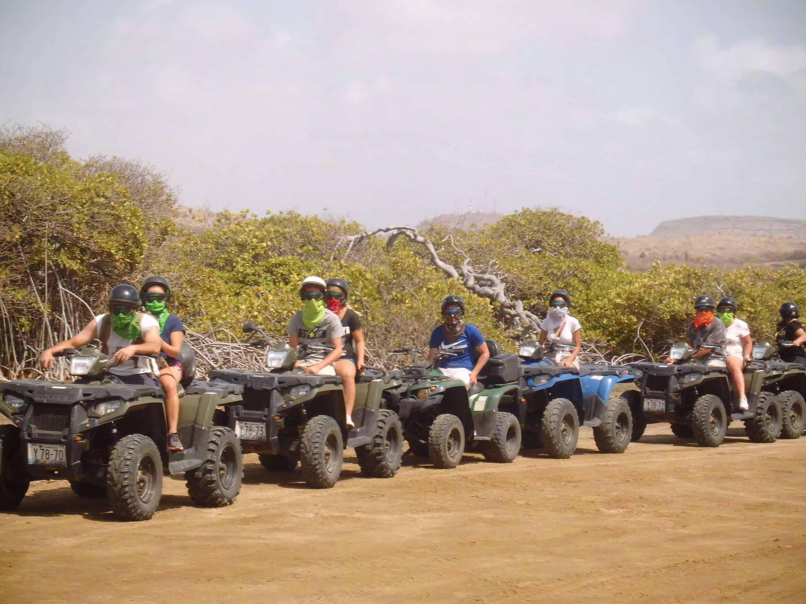ATV Tours Quad Curacao 2
