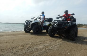 ATV Tours Quad Curacao 1