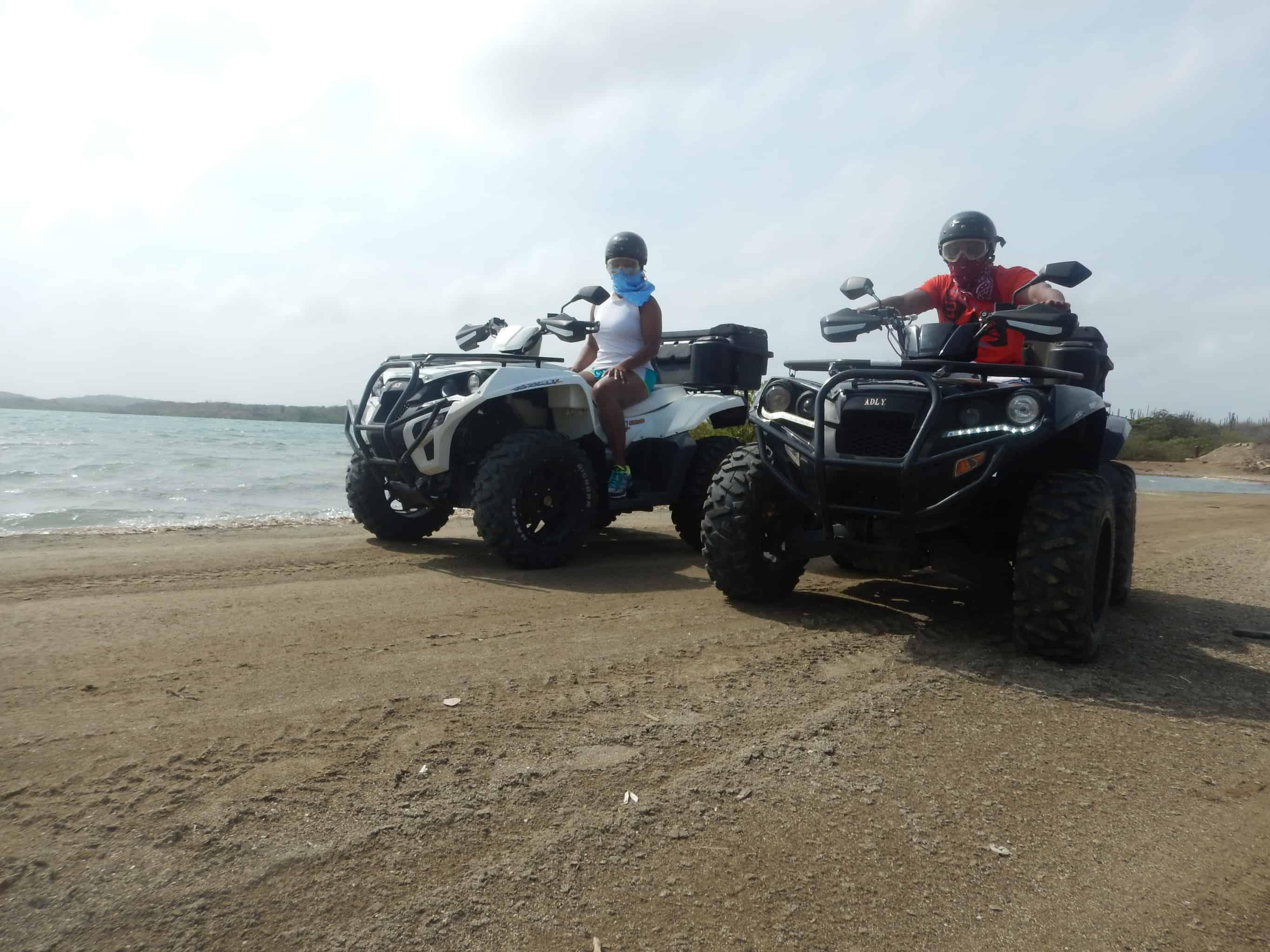 ATV Tours Quad Curacao 1