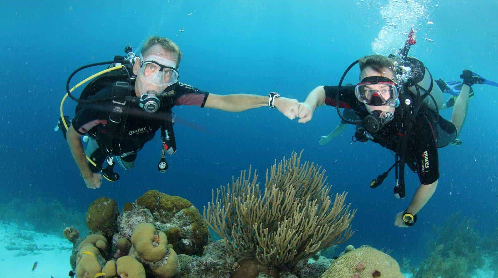 Diving Curacao 4