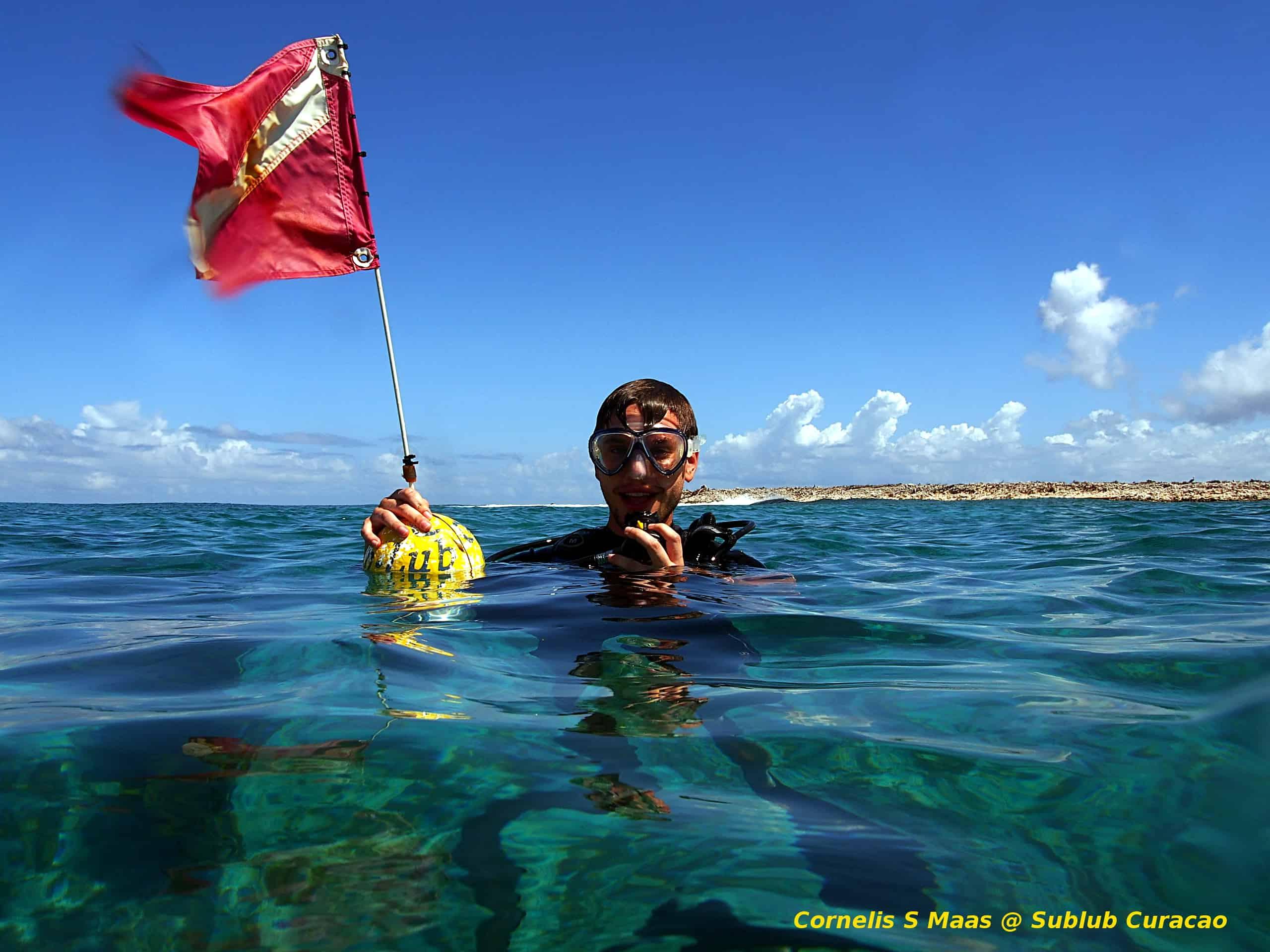 Diving Klein Curaçao 1