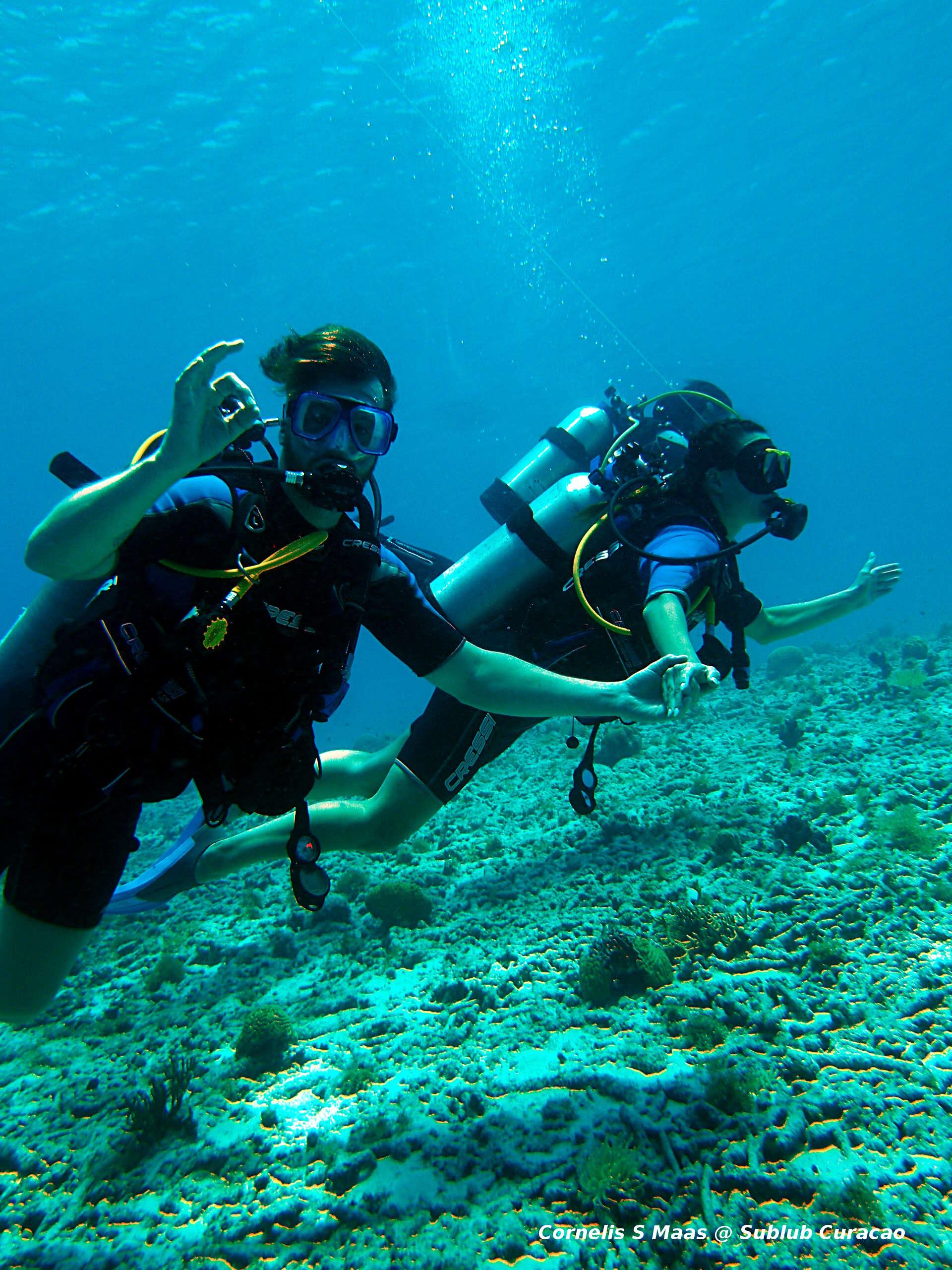 Diving Klein Curaçao 2