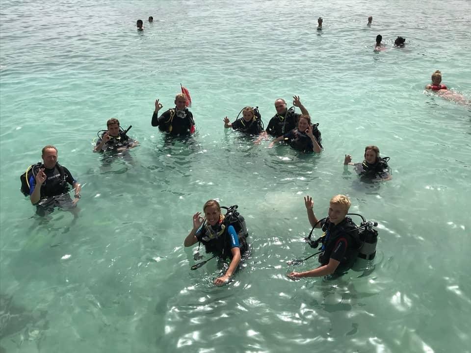 Scuba Diving Curacao 3