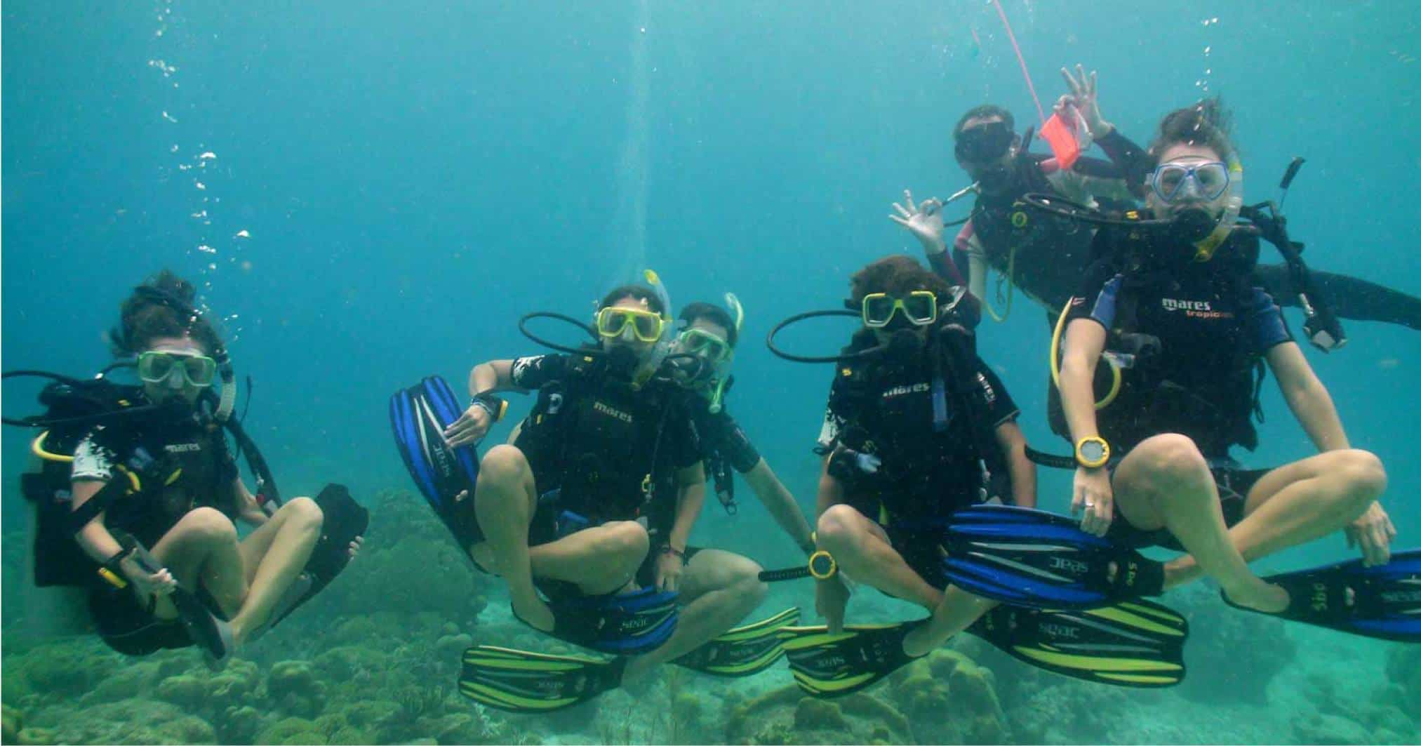 PADI Scuba Diving Curacao 2