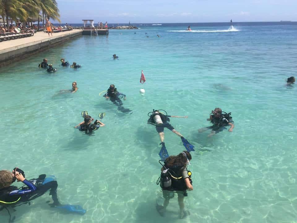 Scuba Diving Curacao 7