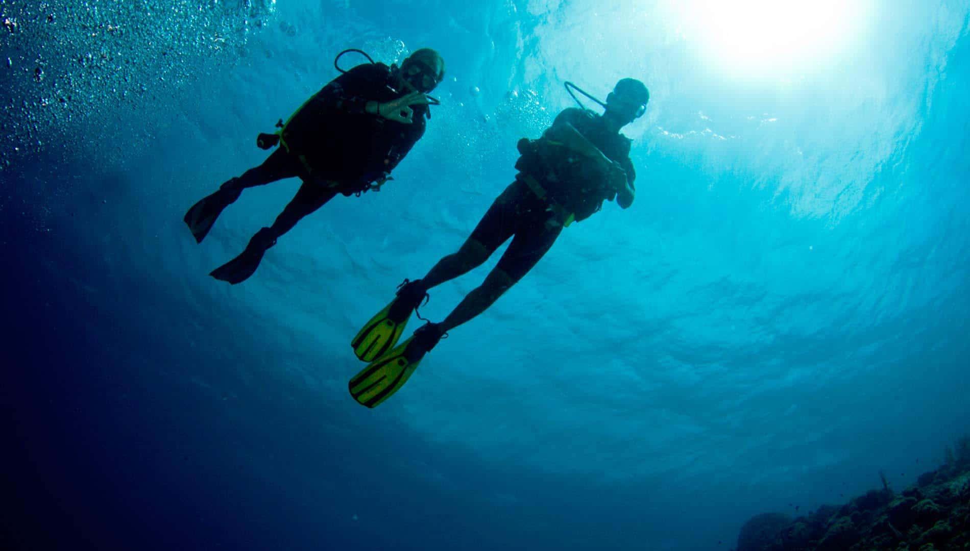 PADI Diving Curacao Refresh 2
