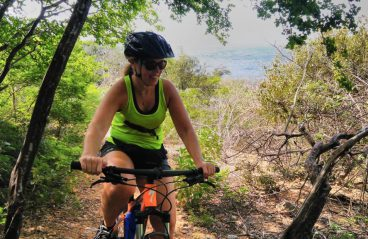 Mountain Bike in Curacao 1
