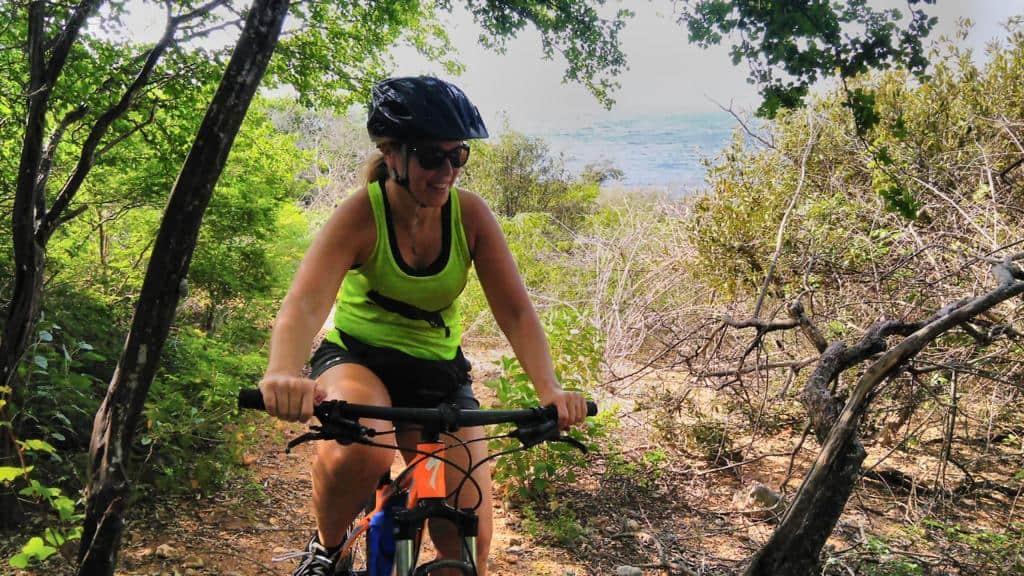 Mountain Bike in Curacao 1