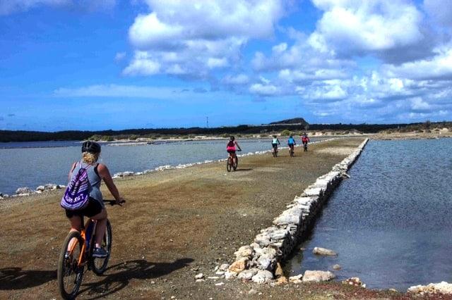 Mountain Bike in Curacao 2