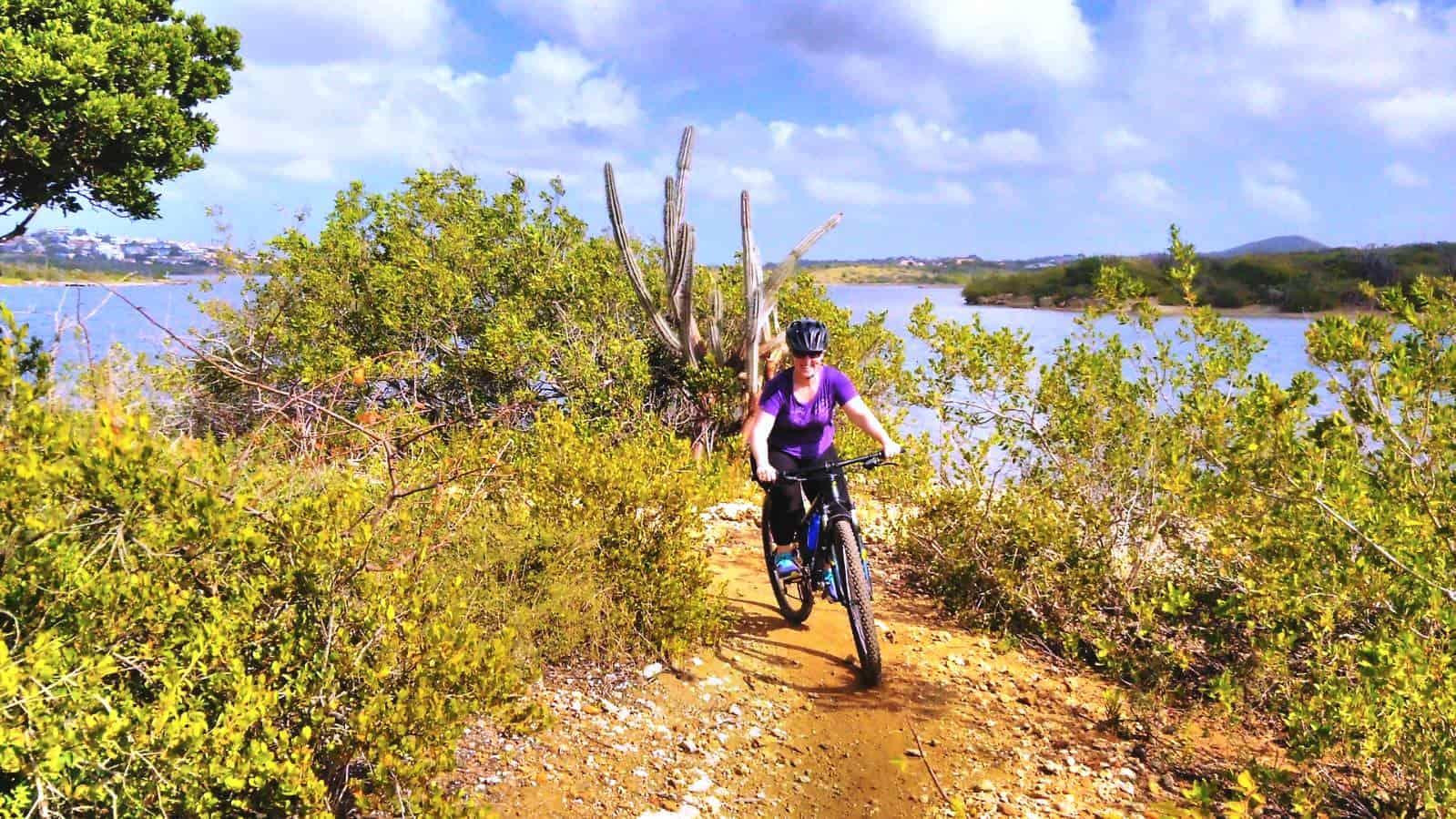 Mountain Bike in Curacao 3