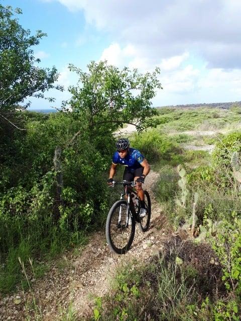 Mountain Bike in Curacao 4