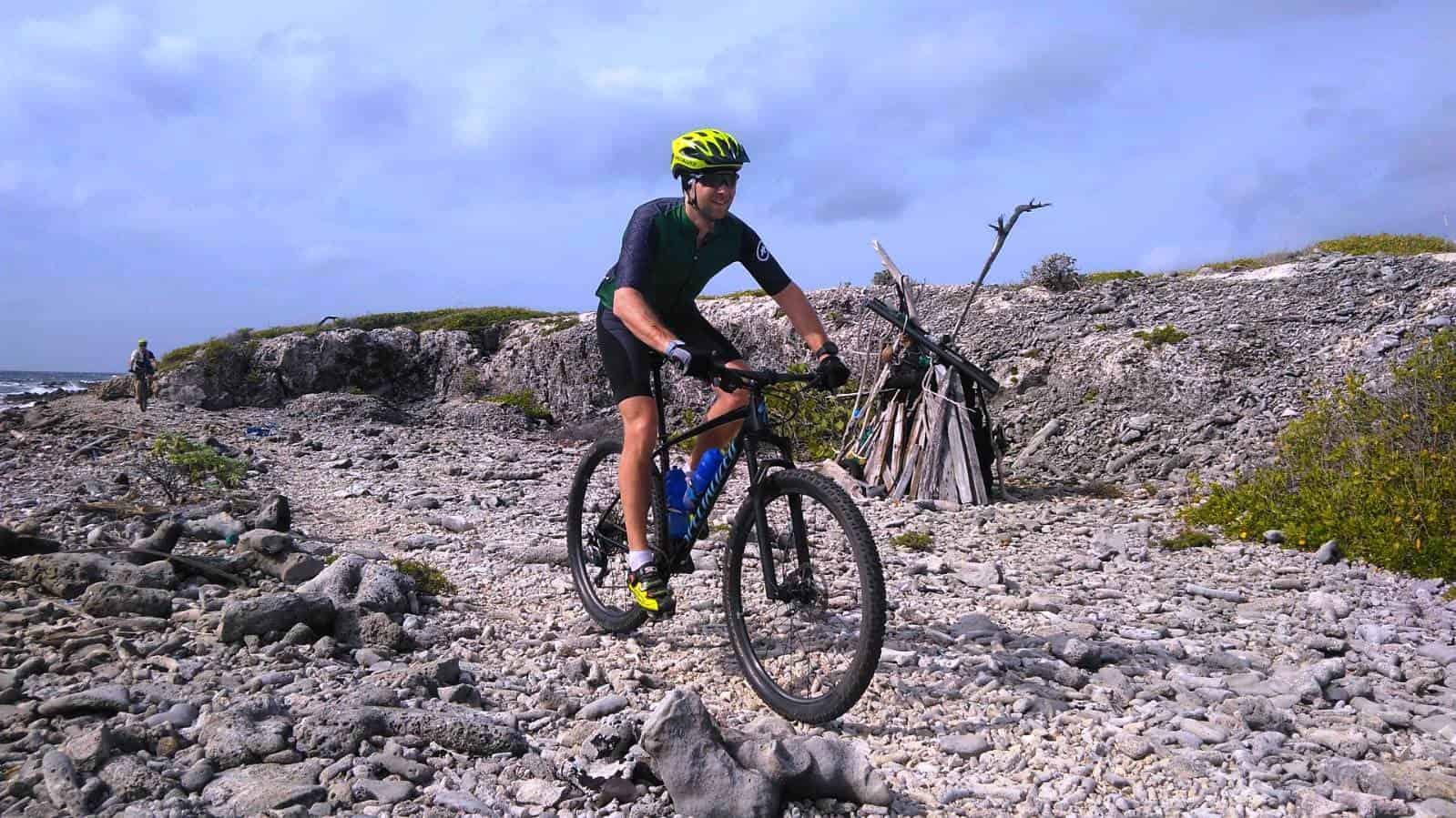 Mountain Biking in Curacao 7