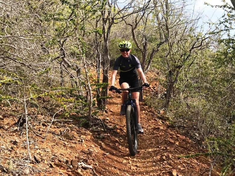 Mountain Biking in Curacao 8