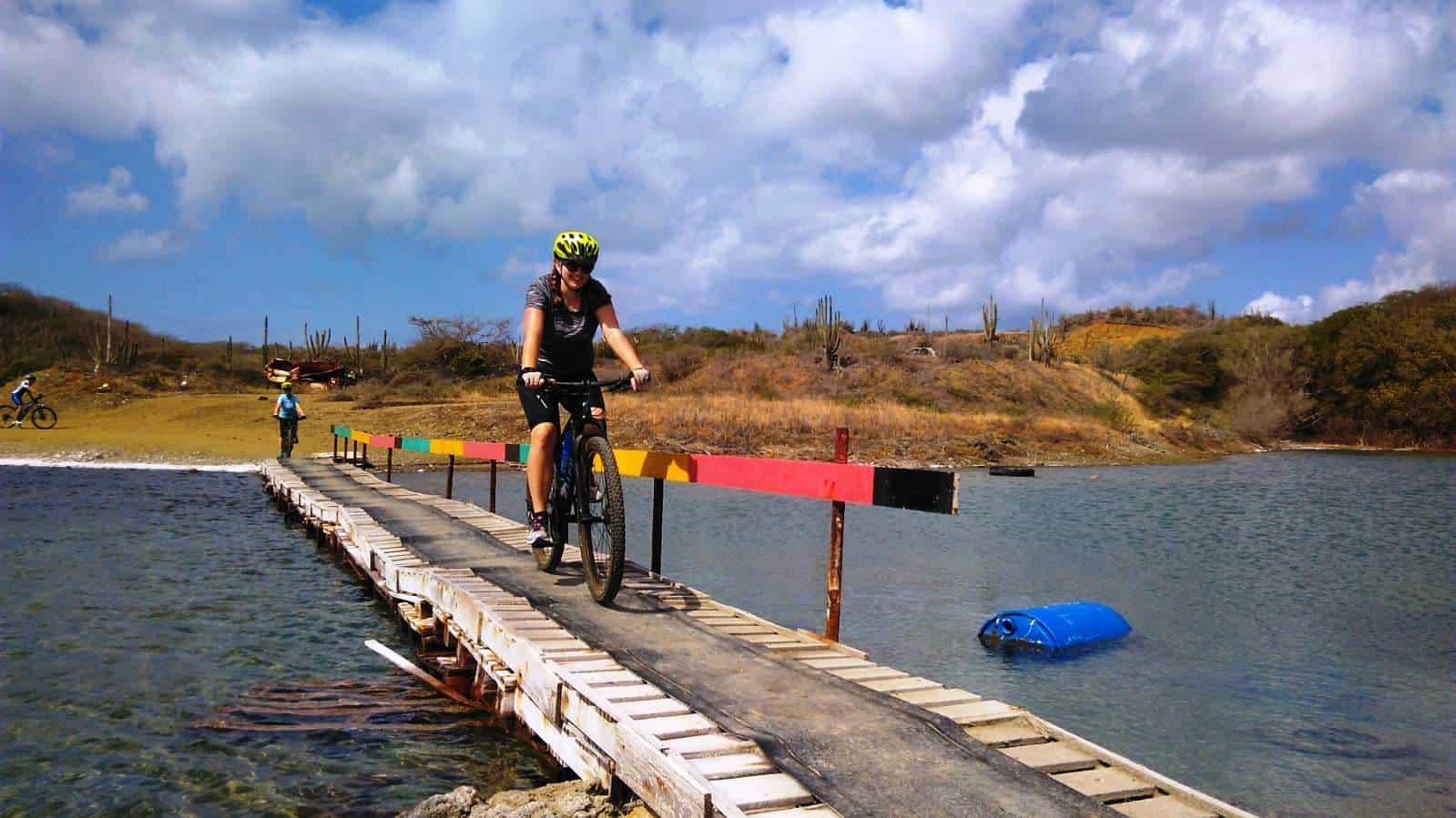 Mountain Biking in Curacao 9