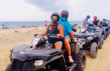 ATV Tour Curaçao