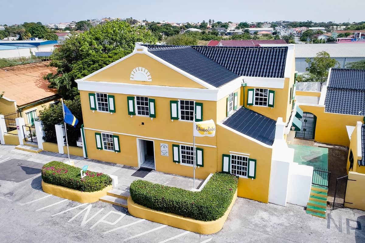 Landhuis Chobolobo Blue Curaçao