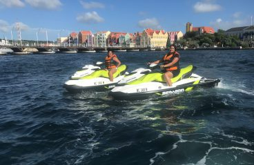 Jet Ski Curaçao Chichi Punda 1