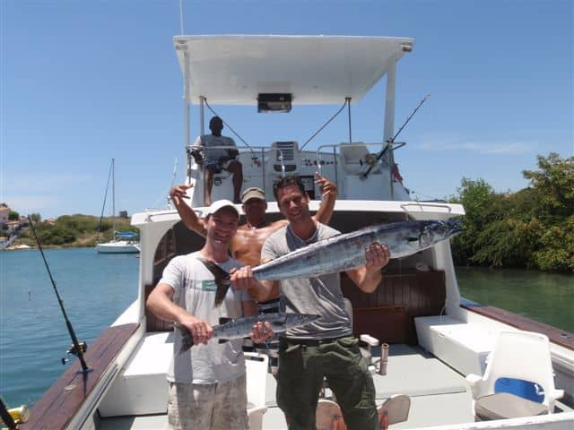 Curacao Fishing 5