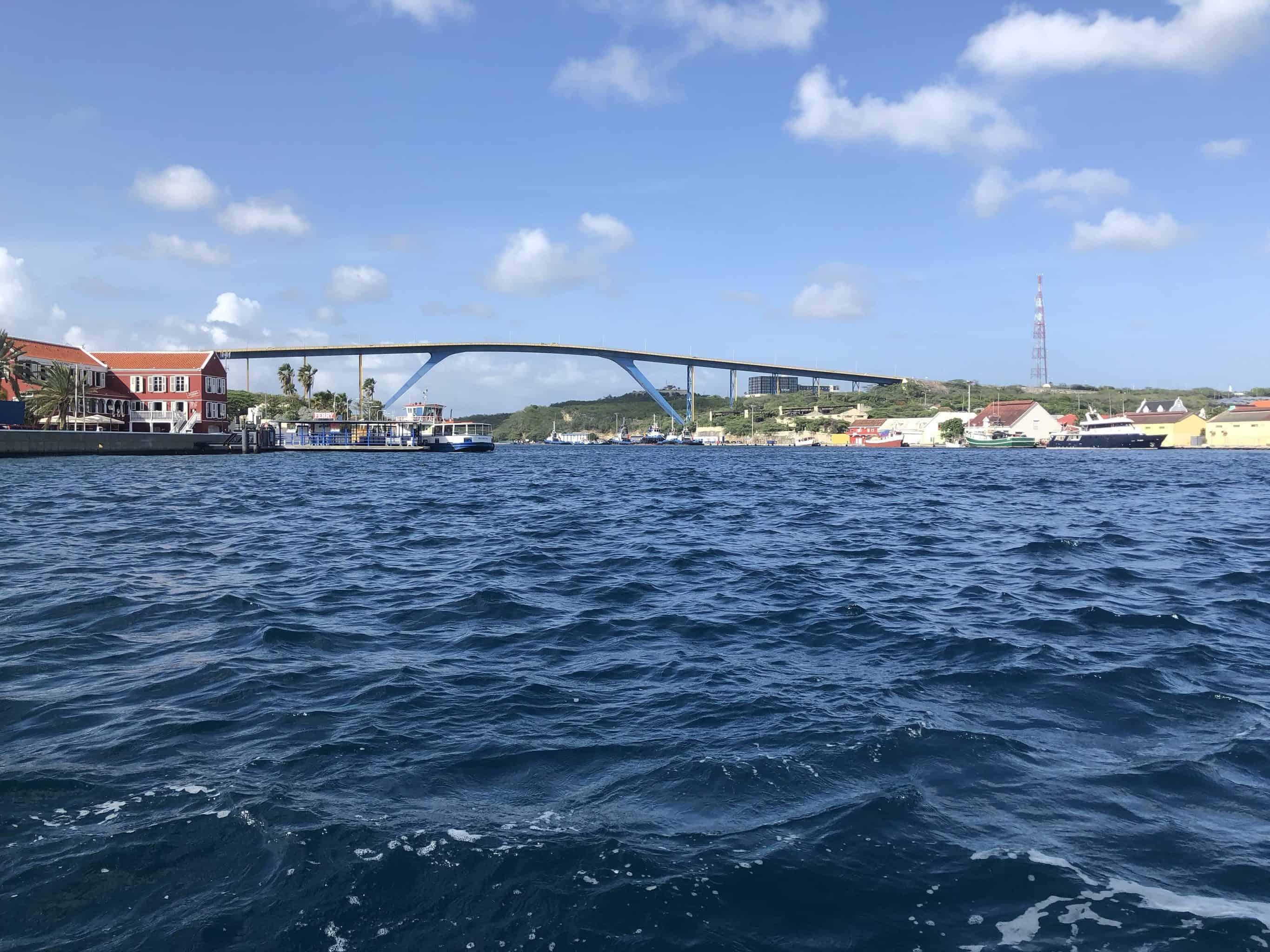 Jet Ski Curacao Punda 2