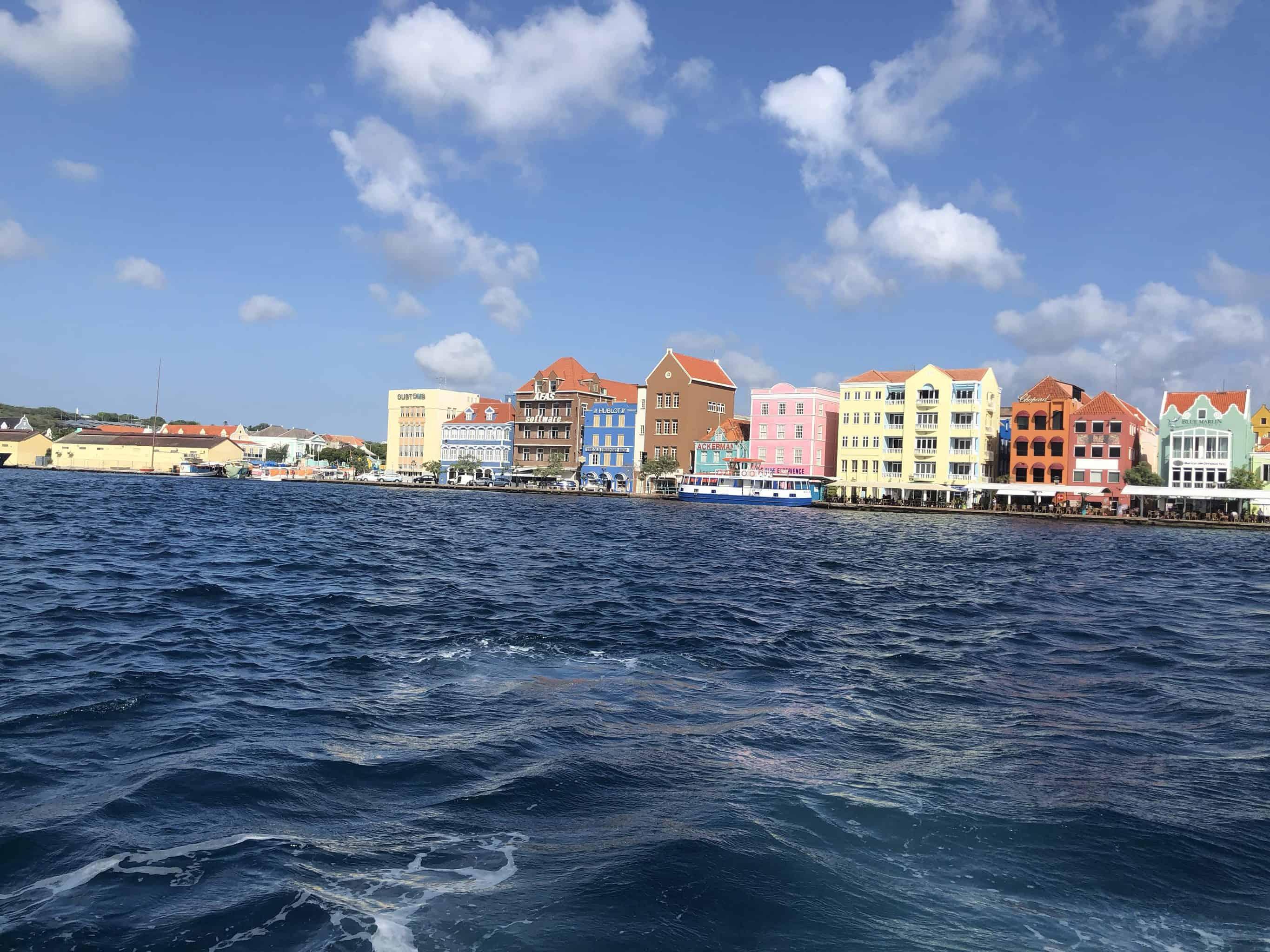 Jet Ski Curacao Punda 3