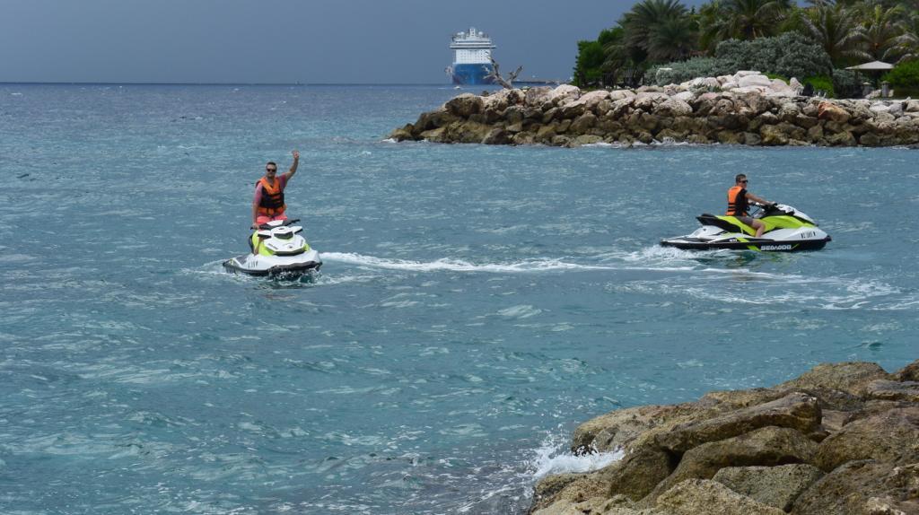 Jet Ski Mambo Curacao 3