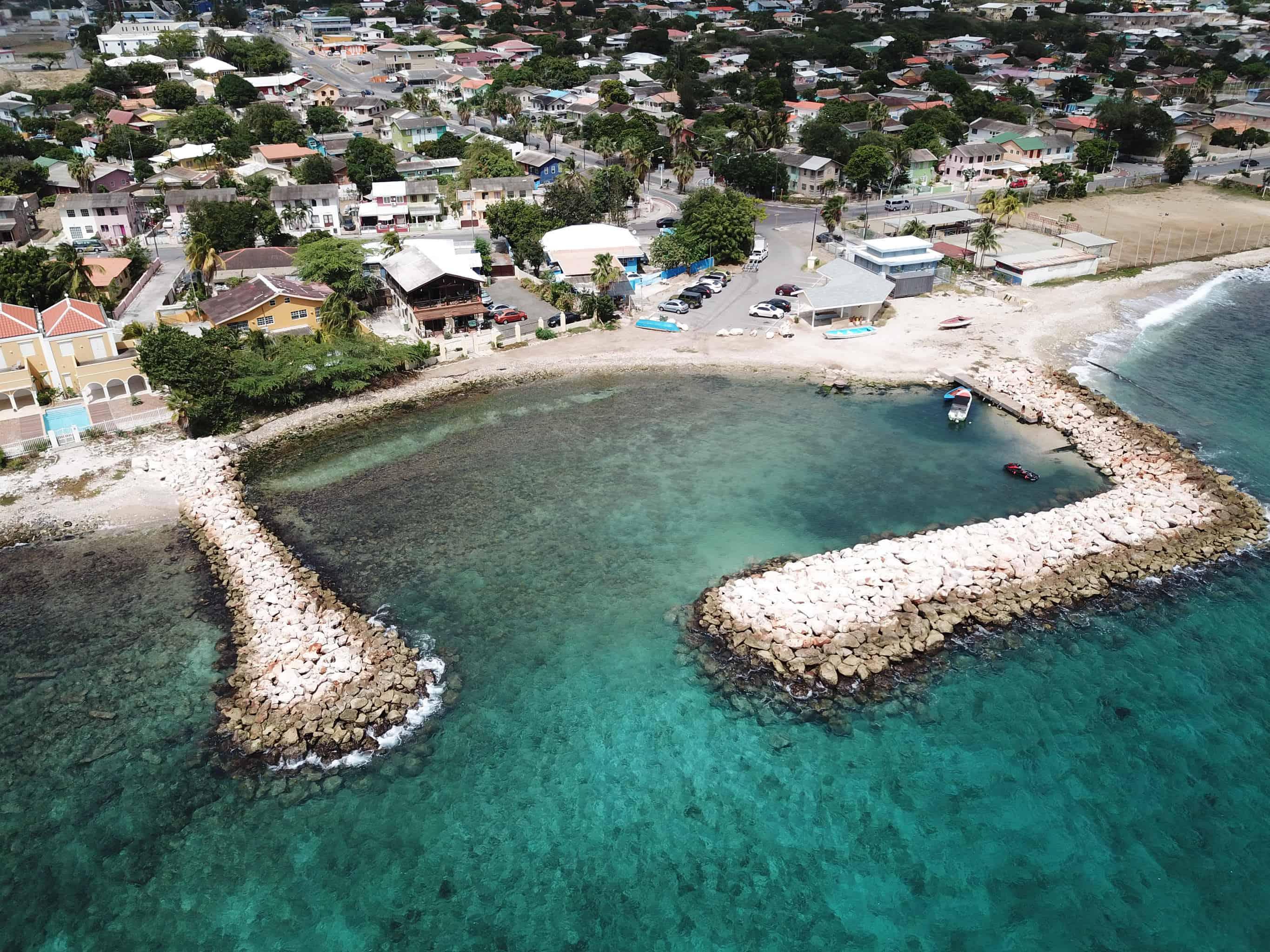 Jet Ski Mambo Curacao Marie Pampoen Visserhaven
