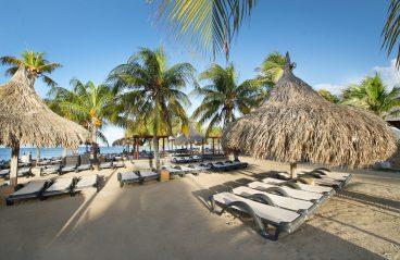 Jan Thiel Curacao Zanzibar-Beach