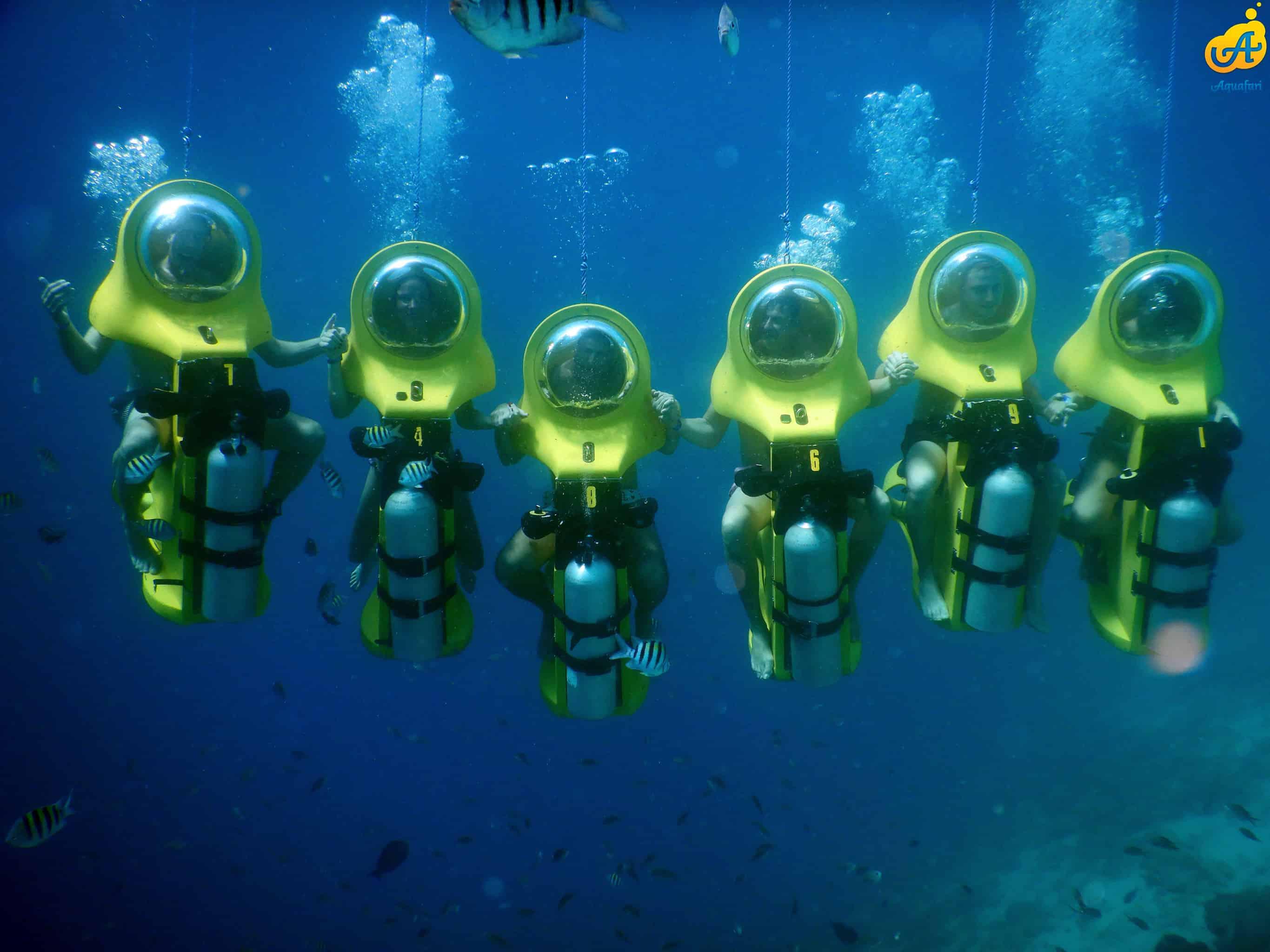 Aquafari Curaçao 4