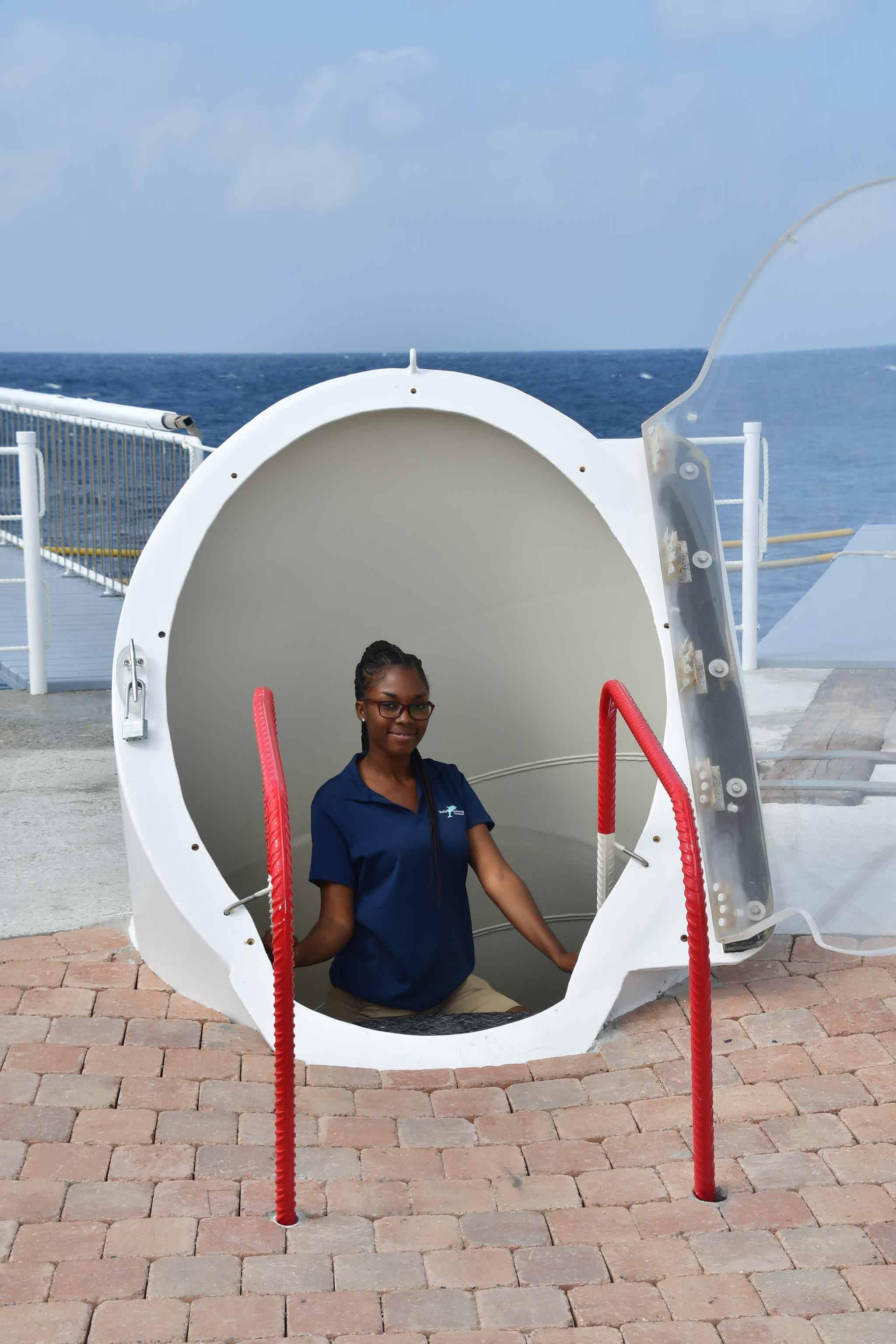 Curaçao Sea Aquarium Ocean Lens 1