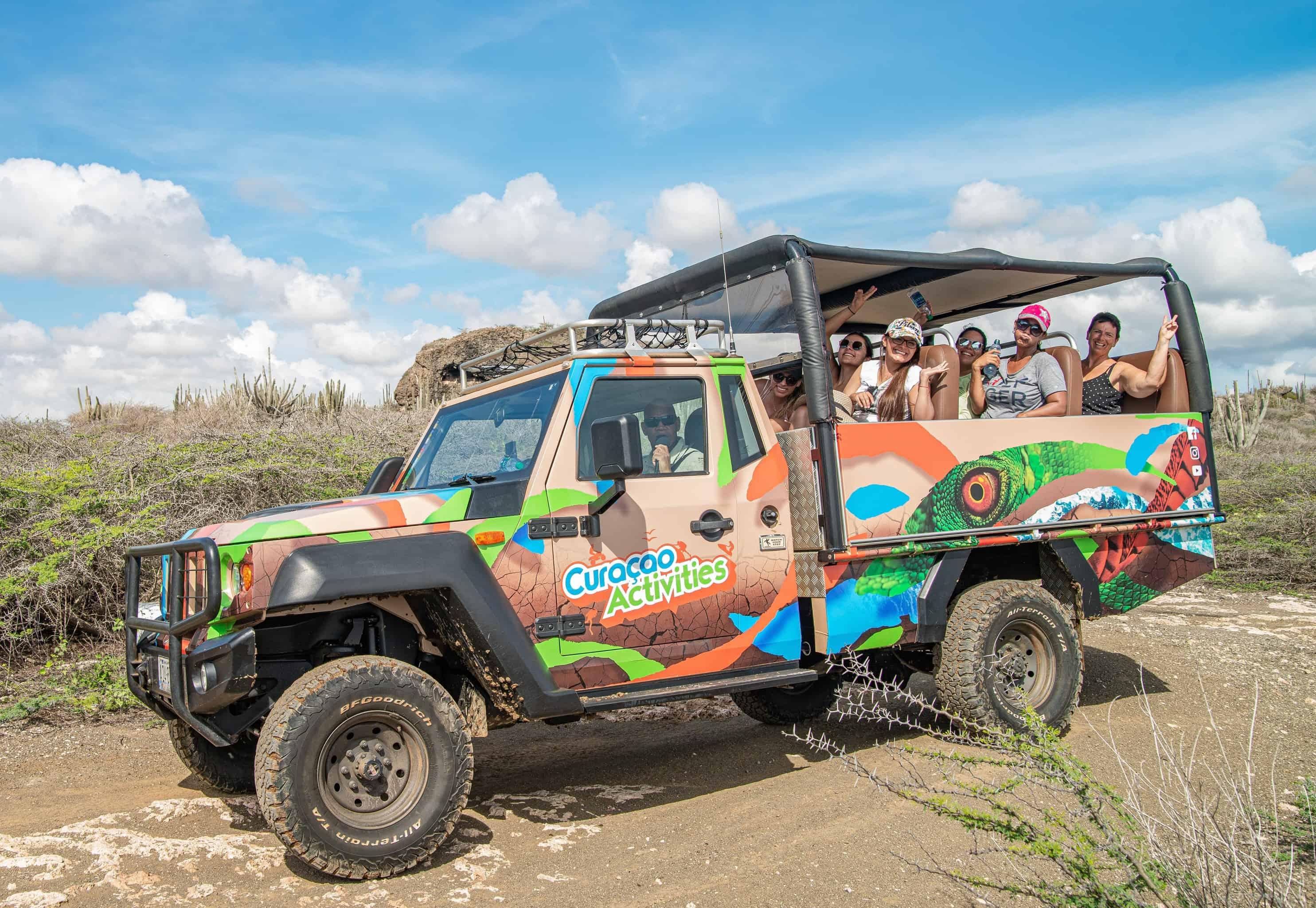 Curacao Island Experience- Jeep Safari East 1