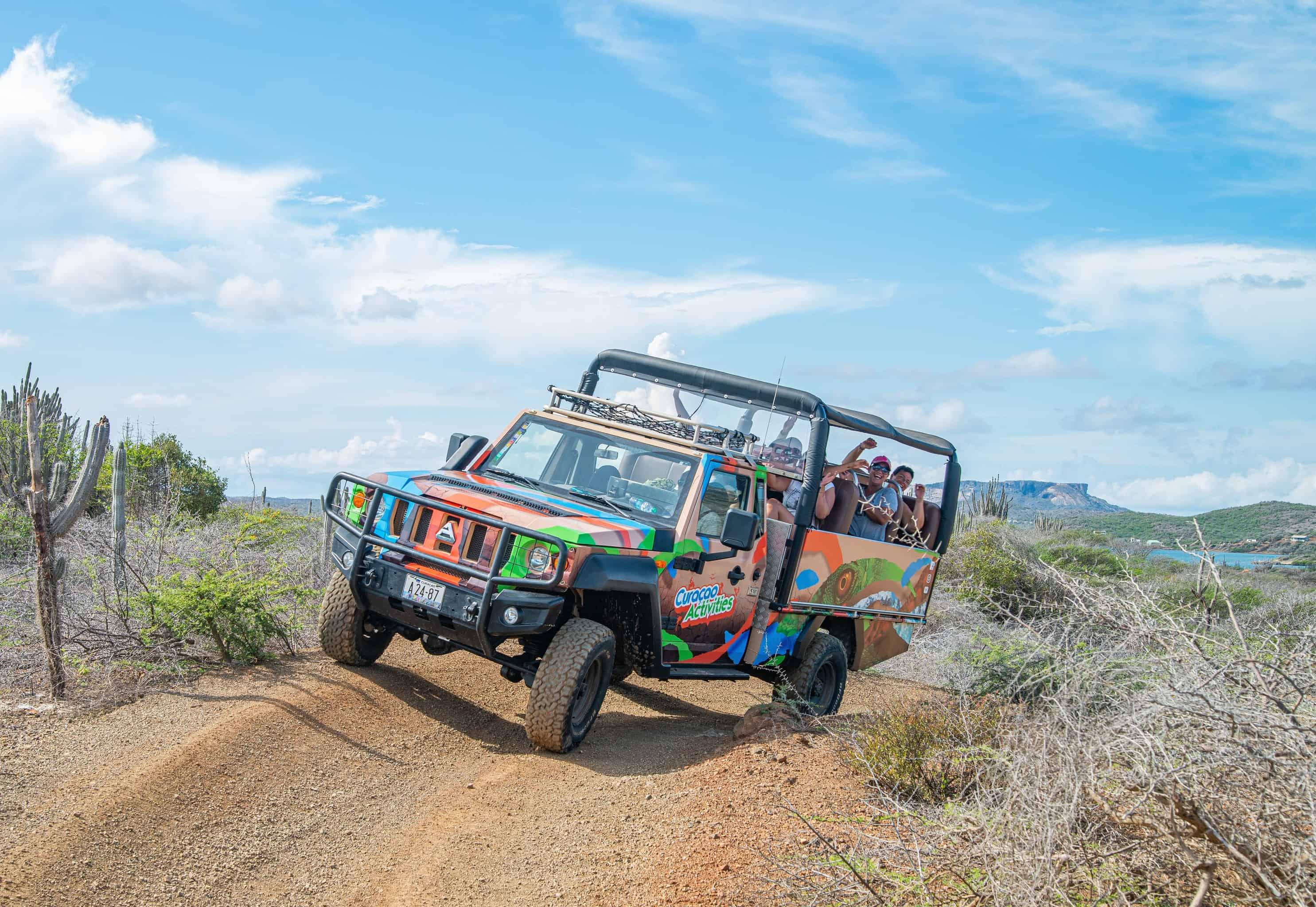 Curacao Island Experience- Jeep Safari East 3