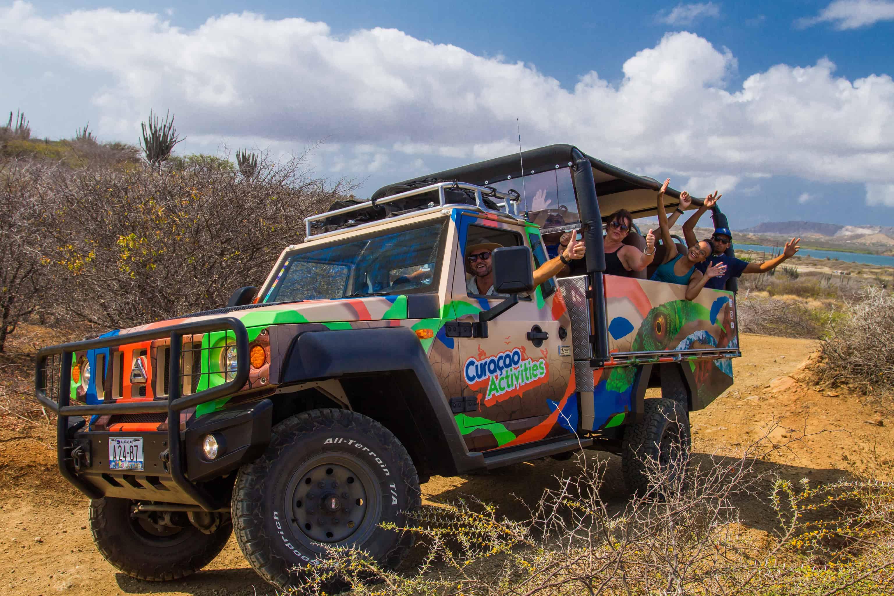 Jeep Safari Curacao East Tour 2