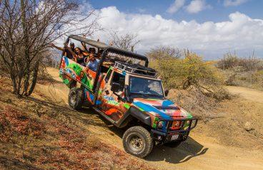 Jeep Safari Curacao East Tour 3