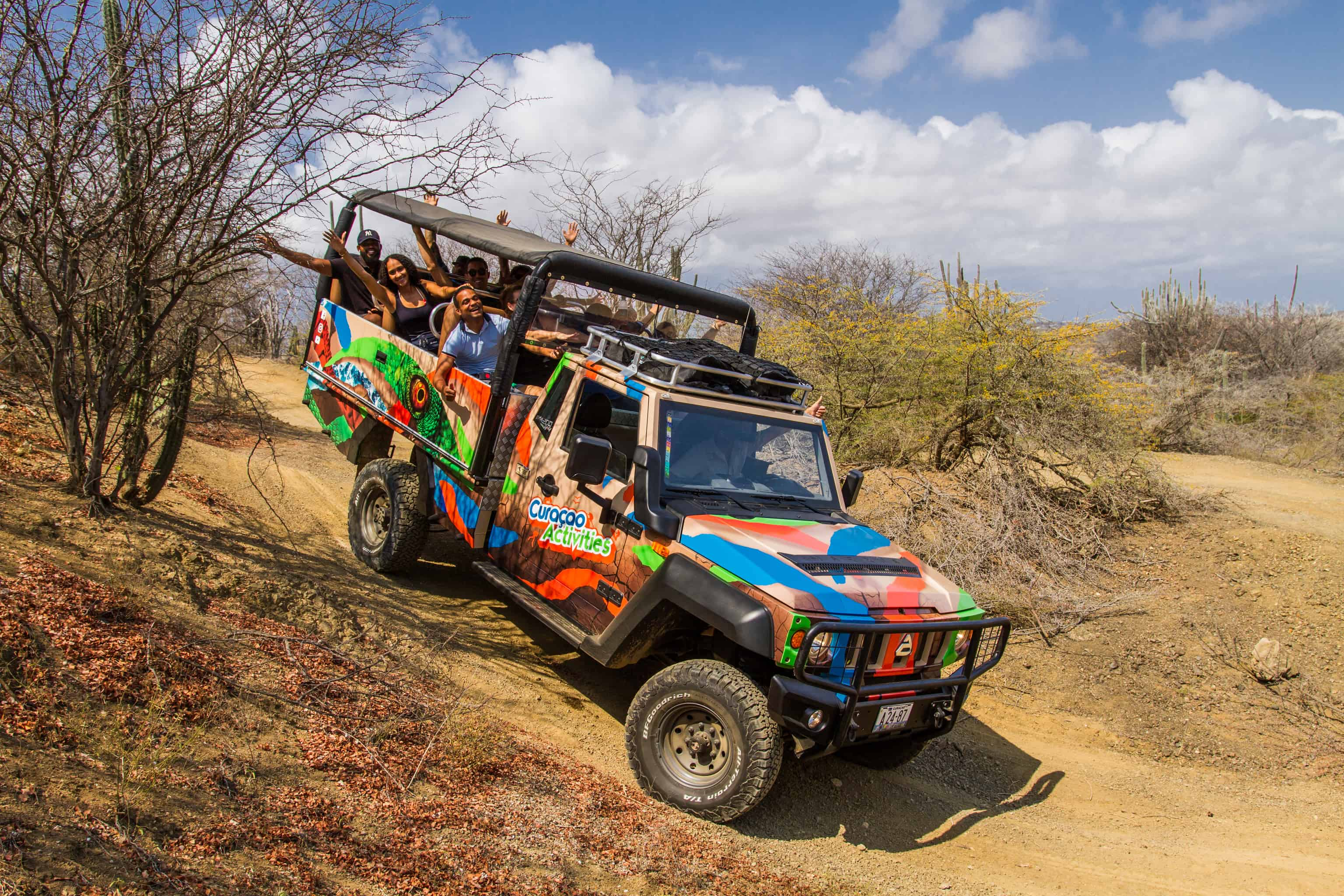 Jeep Safari Curacao East Tour 3