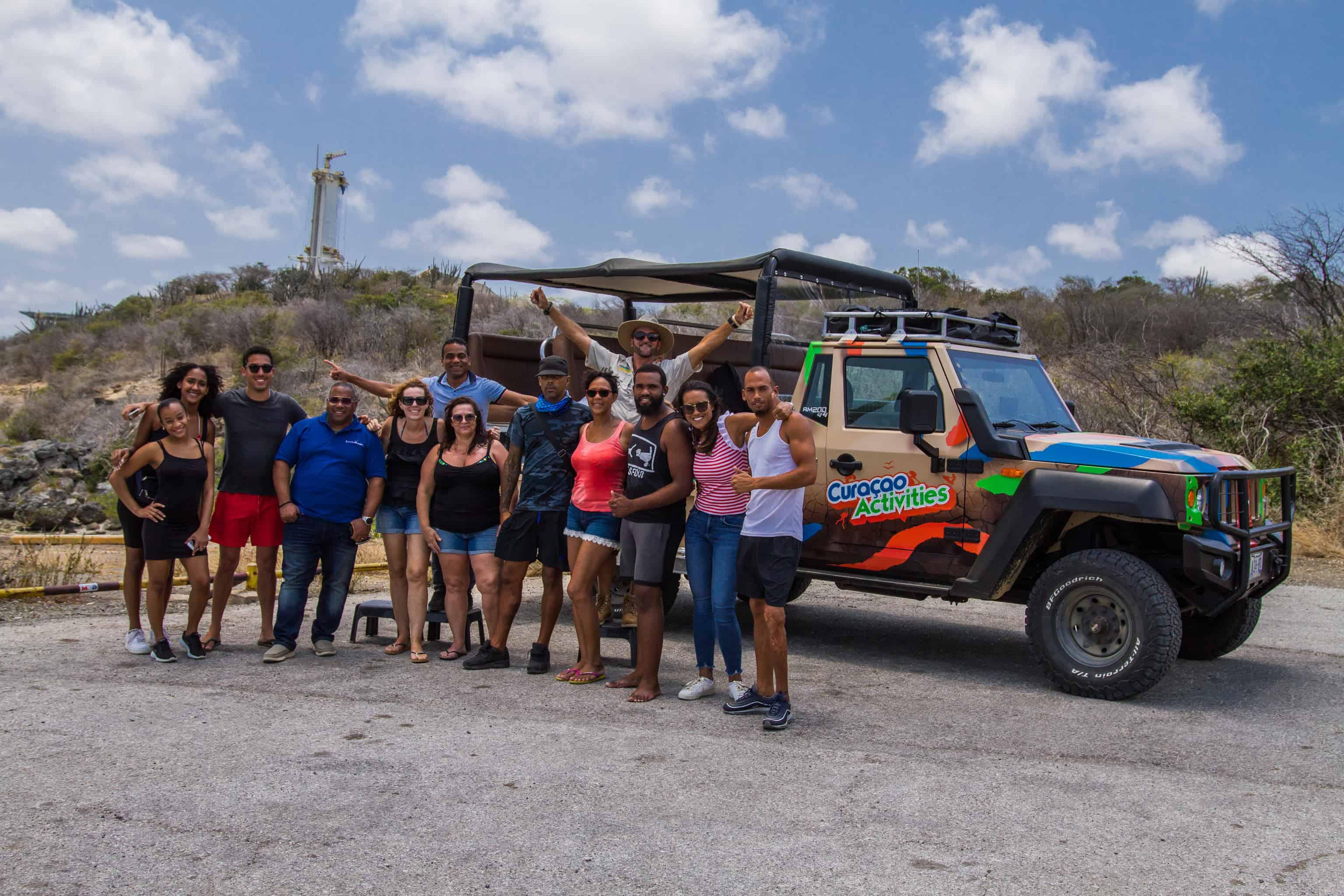 Jeep Safari Curacao East Tour 4