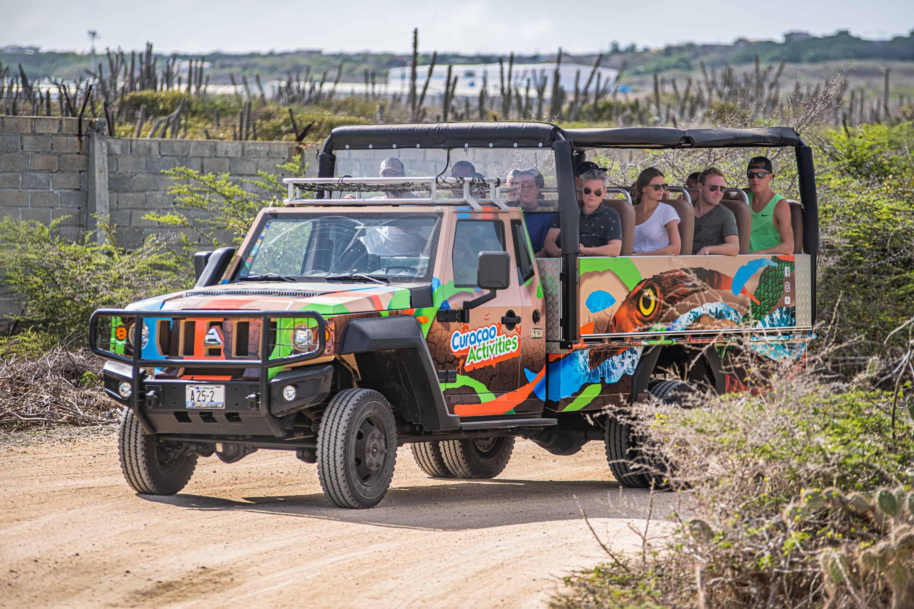 Jeep Safari Curacao West Tour 10