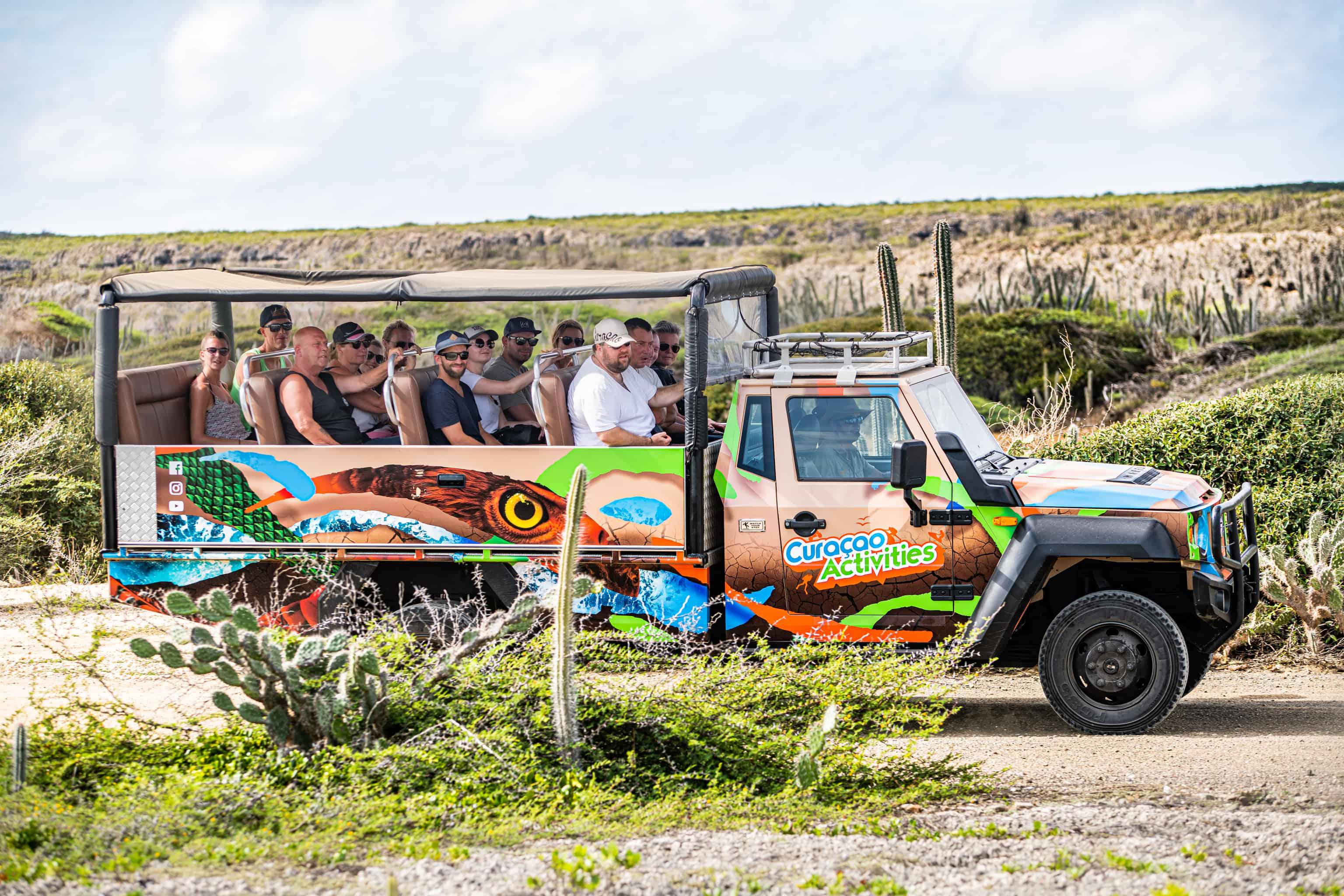 Jeep Safari Curacao West Tour 11
