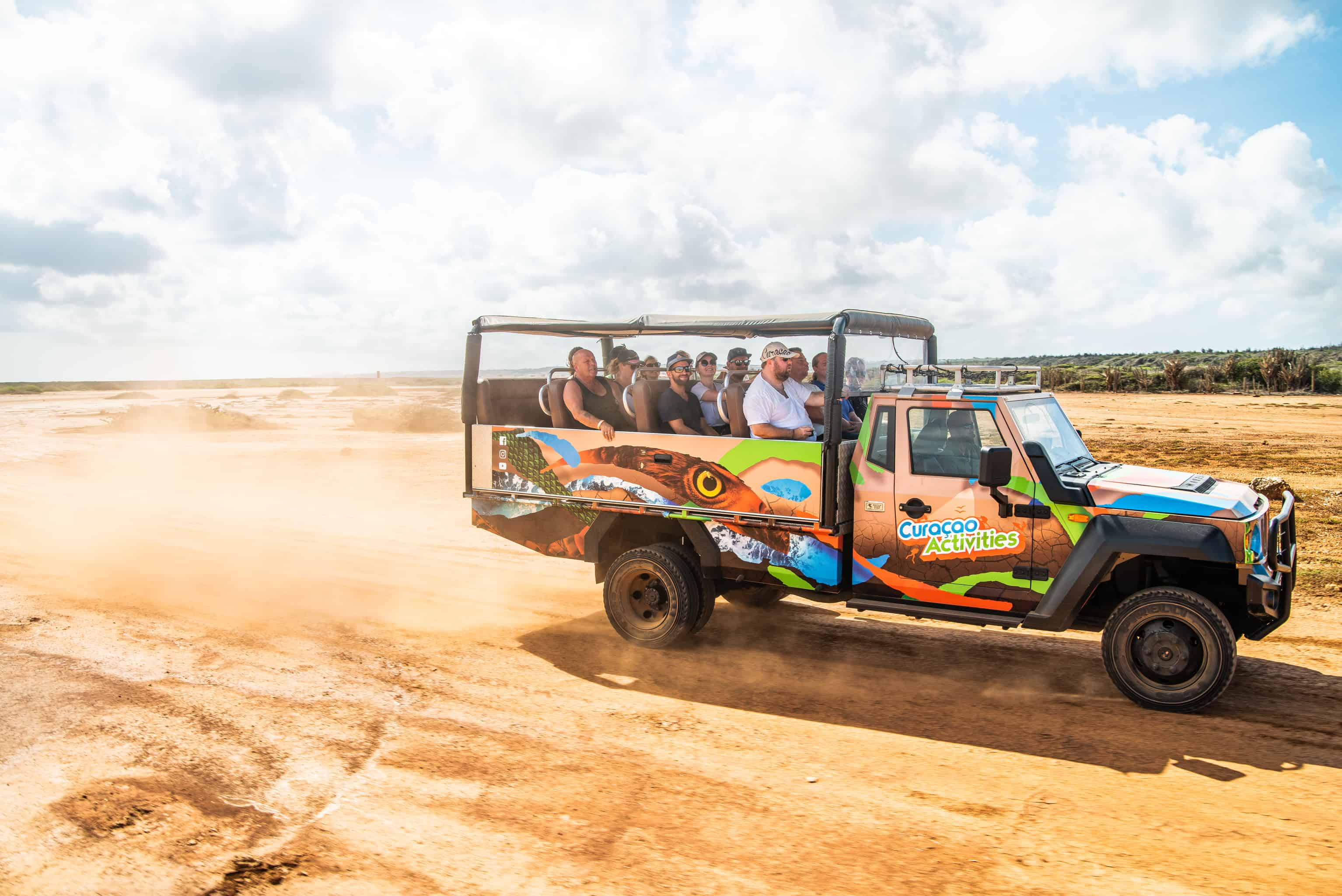 Jeep Safari Curacao West Tour 12