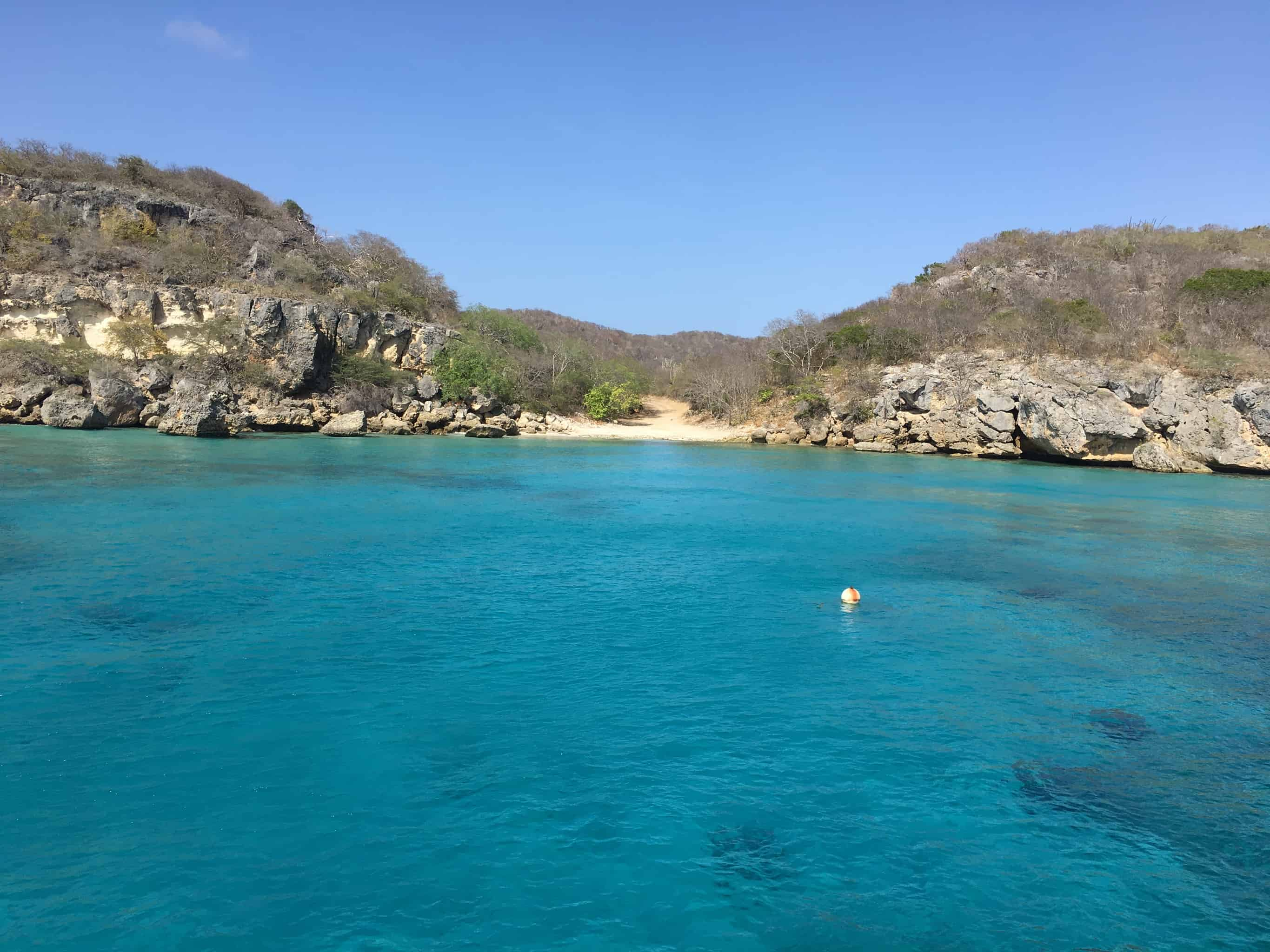 Blue Room Curacao Snorkeling 14- Playa Manzalina