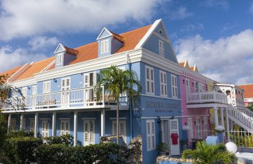 Pietermaai Curacao 9- Scuba Lodge and Ocean Suites