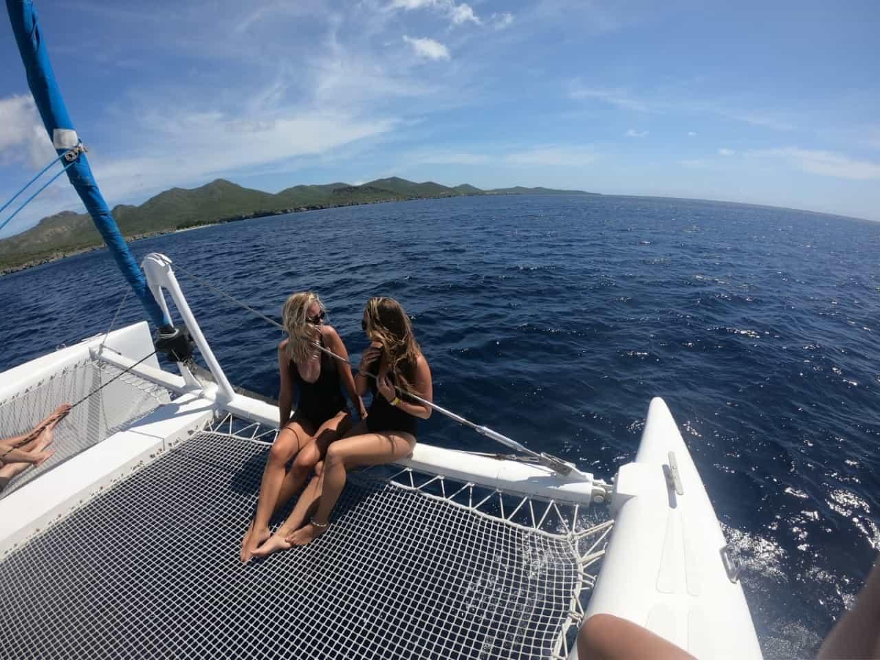 Catamaran Blue C Westpunt Sailing Curacao 5