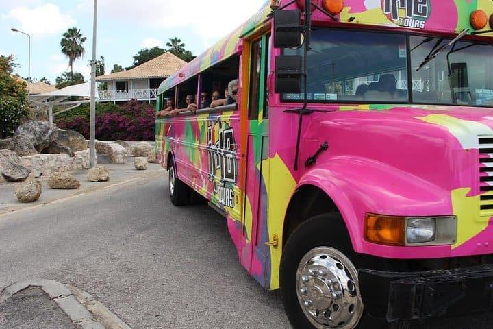Curacao Beach Hopping - Irie Tours 5