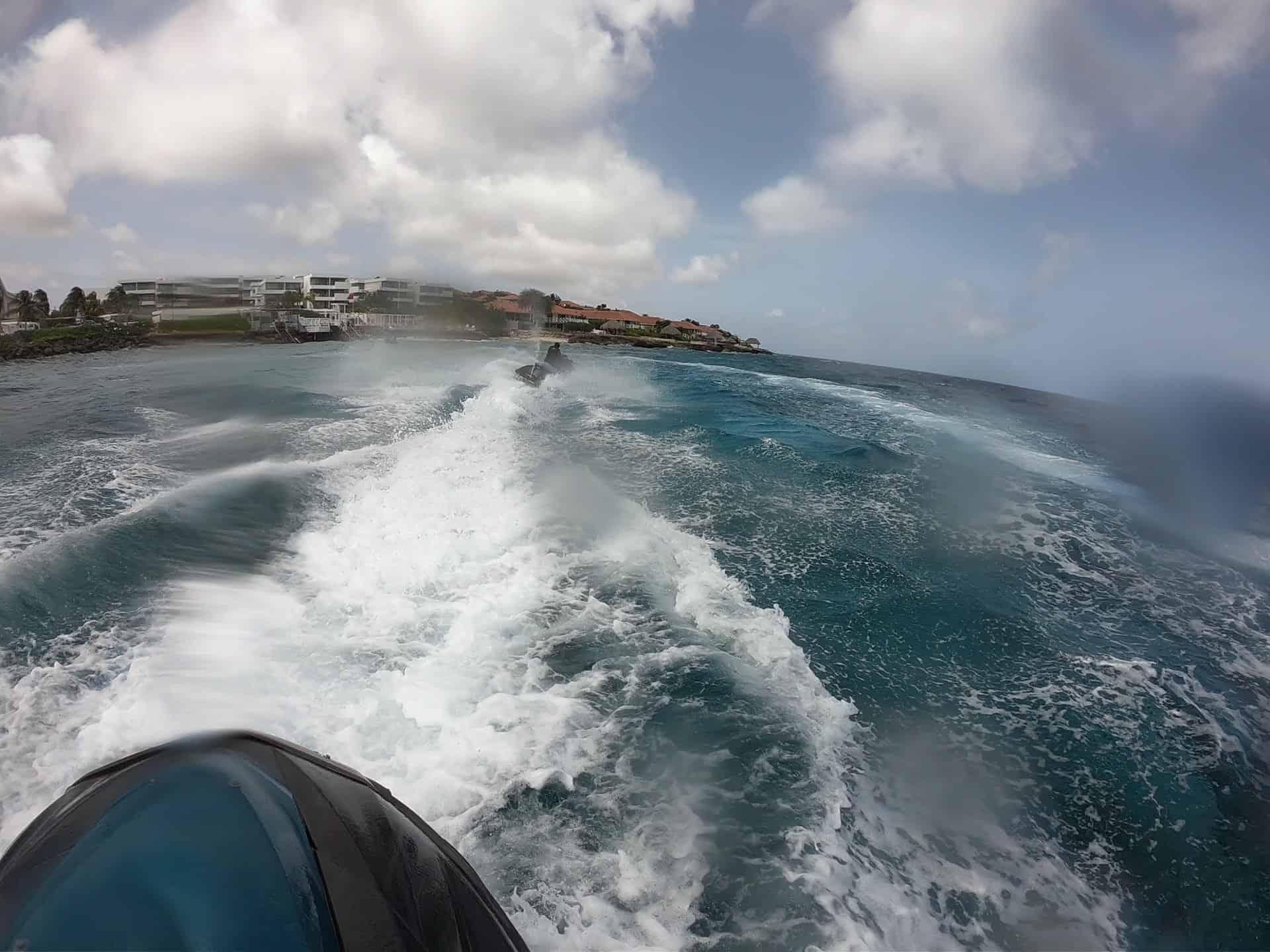 Jet Ski Curacao- 1