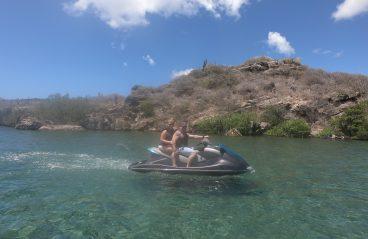 Jet Ski Curacao- Spanish Water 3
