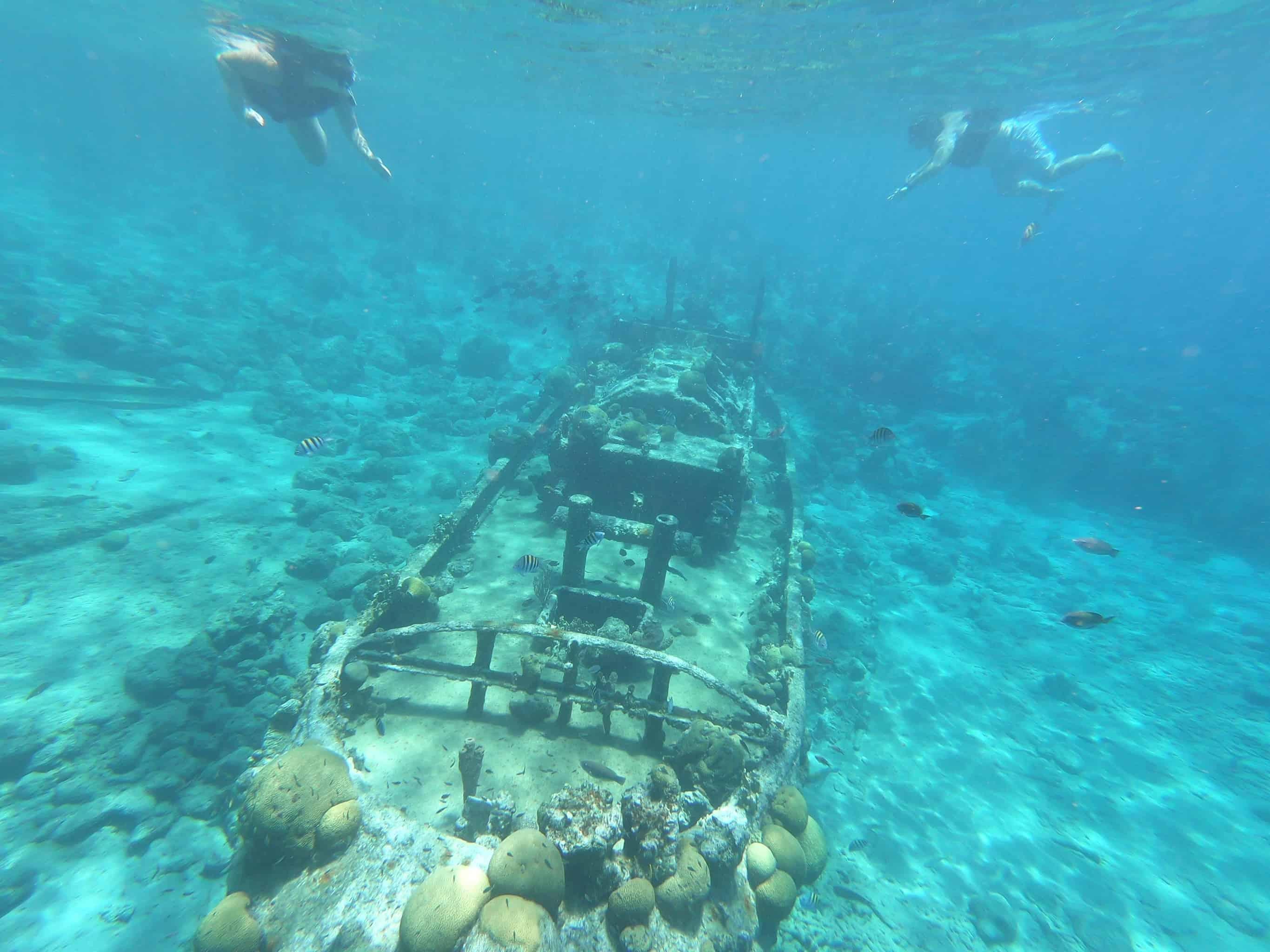 Jet Ski Curacao- Spanish Water and Tugboat 5